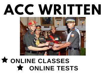 ACC Exam