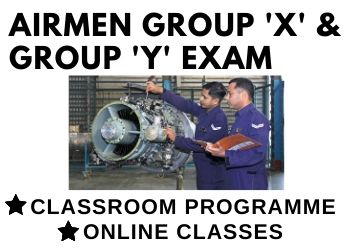 Air Force Group X & Y Exam