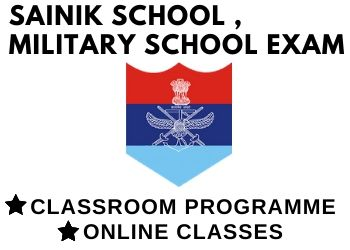 Sainik School, Military School Exam